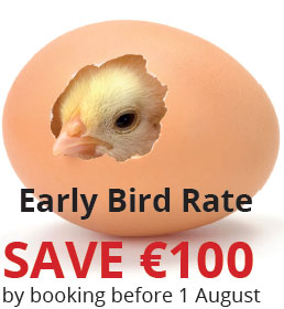 Early Bird Menu Banner