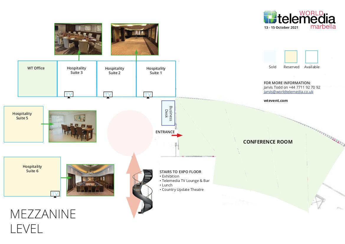world-telemedia-mezzanine-floor