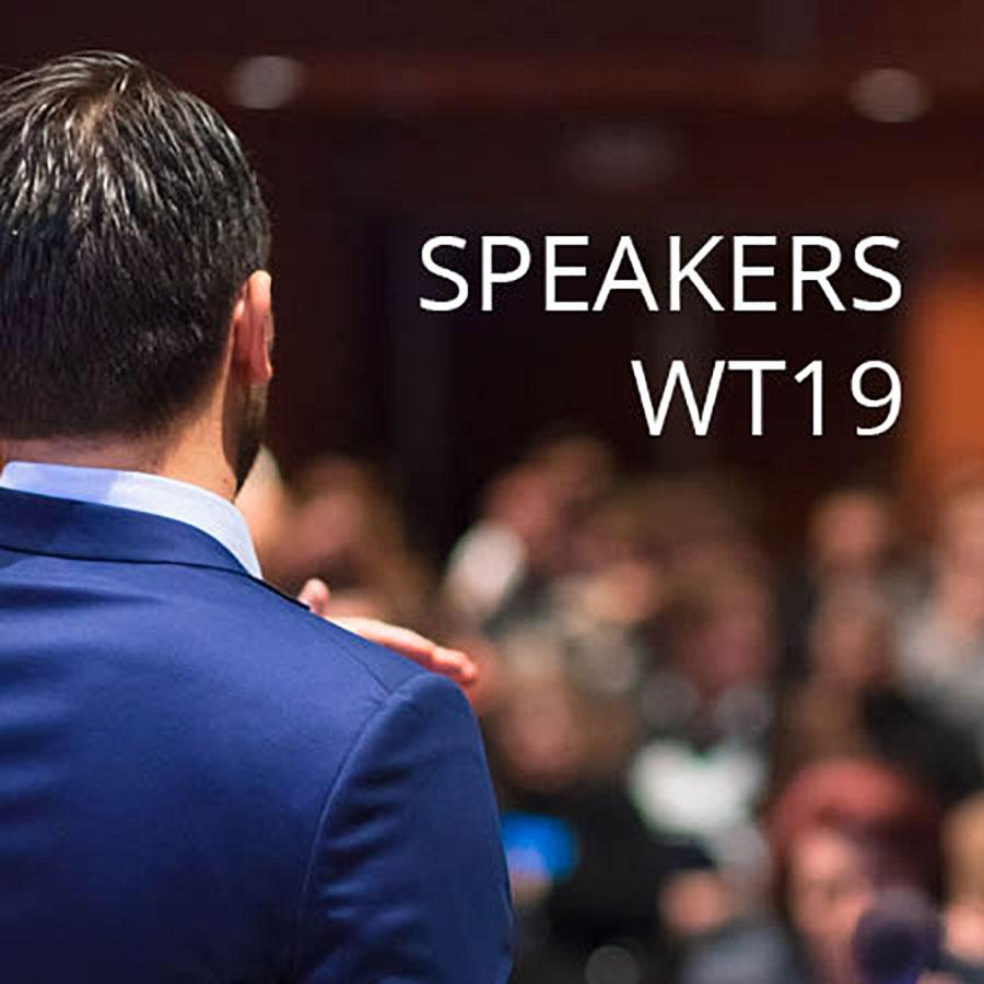 Speakers Feature Image