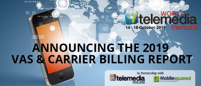 Announcing VAS Report Carrier Billing Research