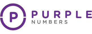 Purple Numbers Logo